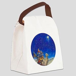 NU Magi Ornament [Circle Aug] - R Canvas Lunch Bag